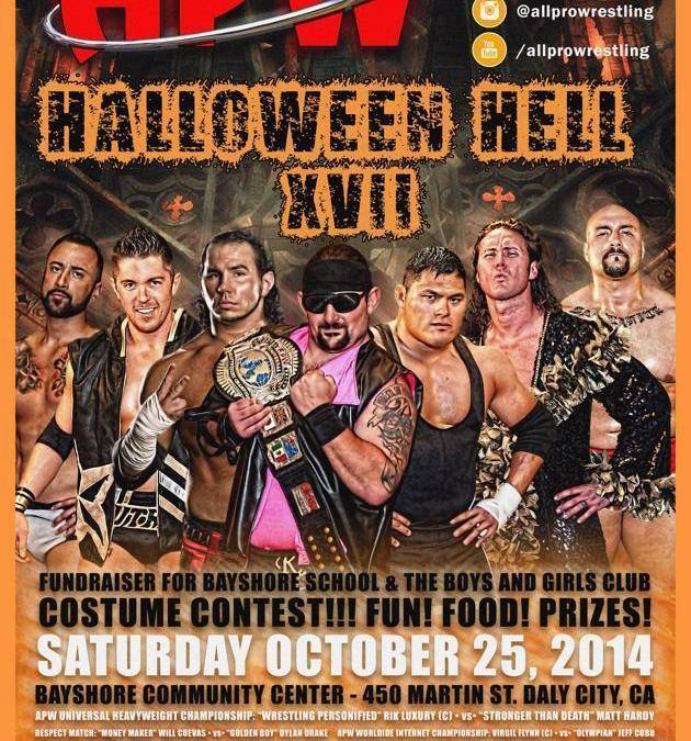APW Halloween Hell XVII Review