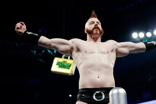 Sheamus Wins King Of The Ring