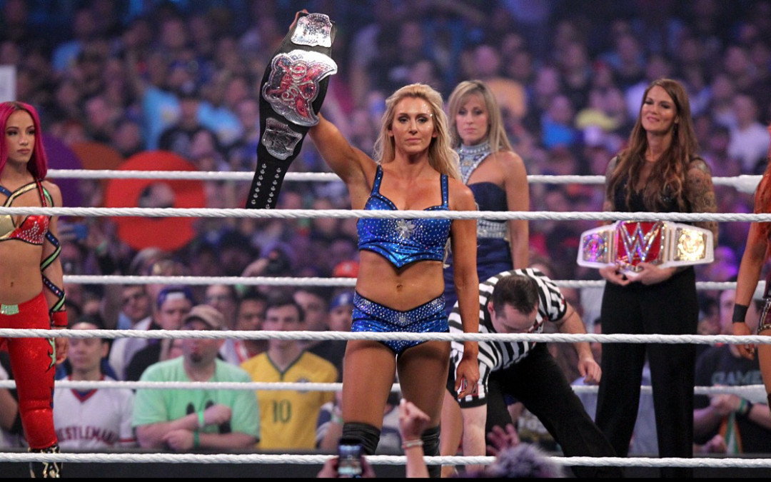 They Got Next: A New Era Has Begun in Women's Wrestling