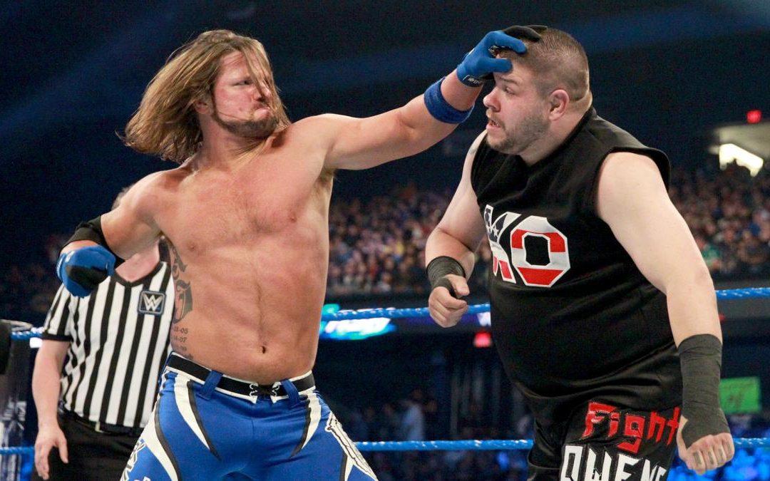 WWE Fantasy G1 Climax Night 12: Styles vs. Owens