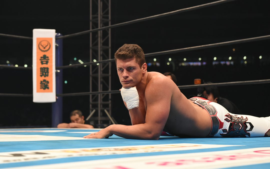 The Ricky and Clive Wrestling Show – Cody Rhodes: King of the Indies? / Asuka's Booking / Broken Matt