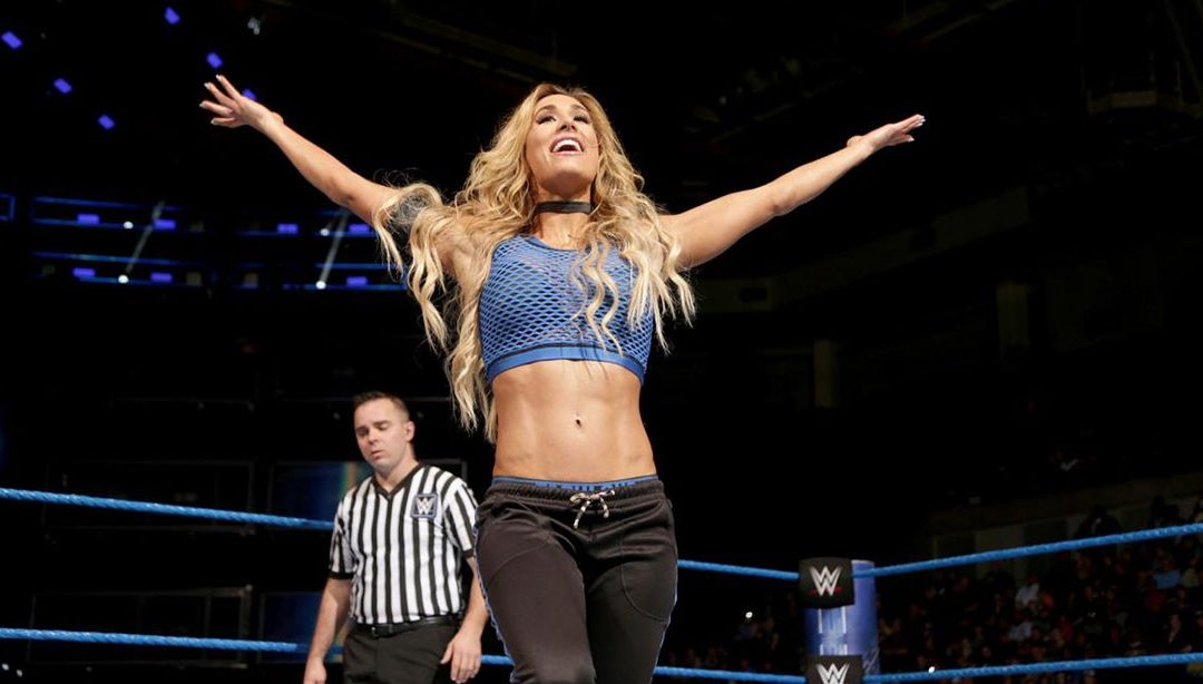 WWE's Un-sung Heroes of 2017 #5 – Carmella