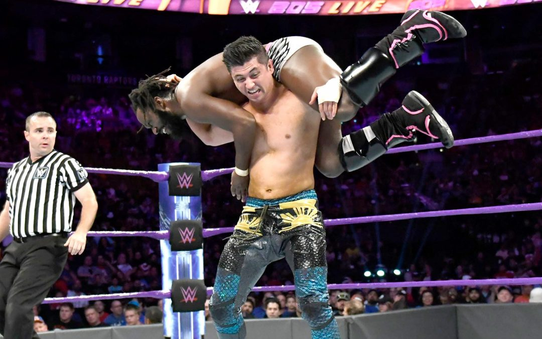 WWE's Un-Sung Heroes of 2017 #6 – TJ Perkins