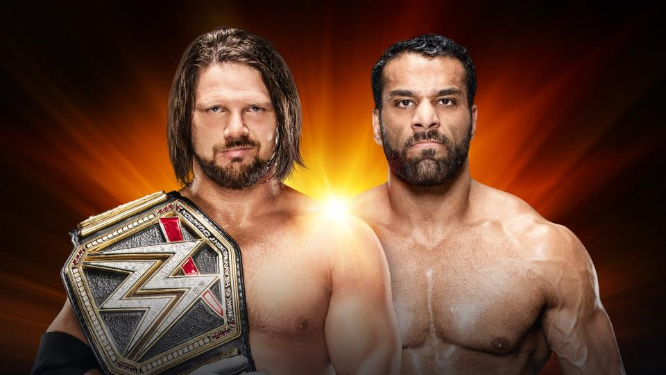 Clash of Champions Results: Did AJ Hinder Jinder?