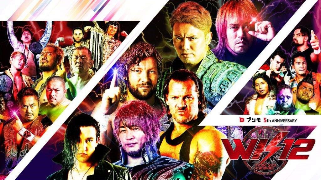Keepin' It Strong Style – Wrestle Kingdom 12 Preview