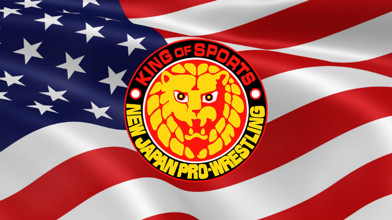 Keepin' It Strong Style – NJPW U.S. Expansion
