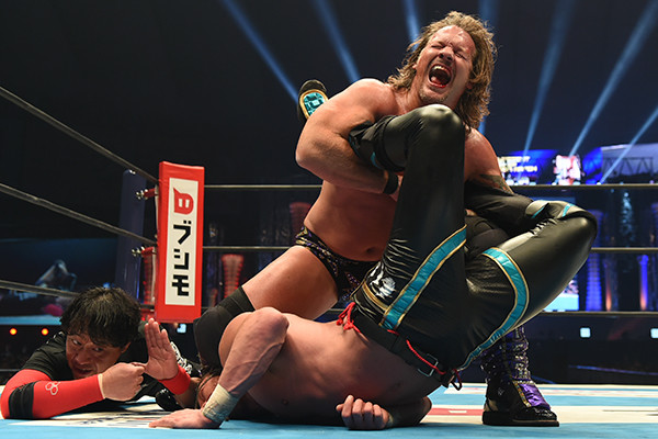 Keepin' It Strong Style – Wrestle Kingdom 12 and New Year's Dash Review