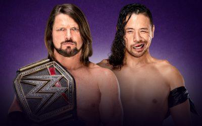 One Nation Live  2/4/18 – WWE 2018 Royal Rumble Review,  Ronda Rousey, Nakamura vs Styles, 5 Star Gargano/Alma & More