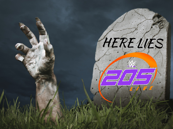 The Resurrection of 205 Live