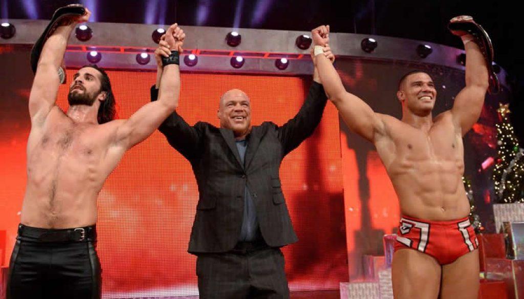 Seth Rollins & Jason Jordan: When Opposites Attract and Worlds Collide