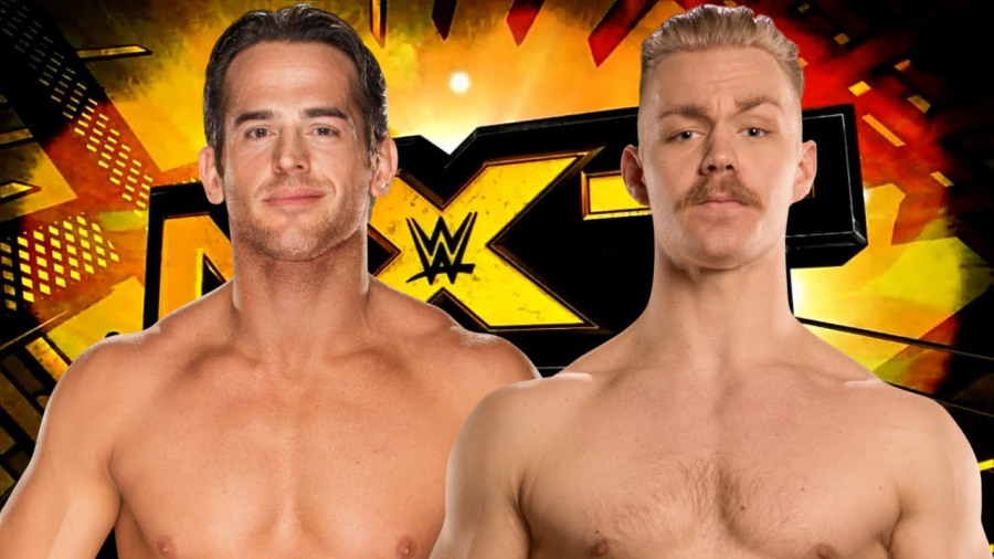 NXT January 31st 2018 Review: Tyler Bate vs. Roderick Strong