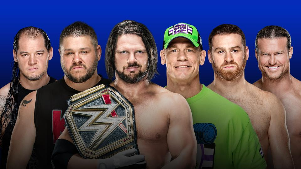 WWE Fastlane 2018 Predictions