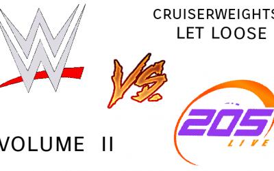 Cruiserweights Let Loose – Volume II