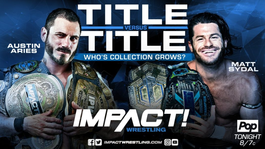 Impact Report (3/29): Austin Aries vs Matt Sydal
