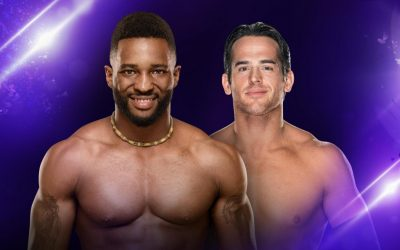 205 Clive's Purple Brand Review: Cedric Alexander vs Roderick Strong