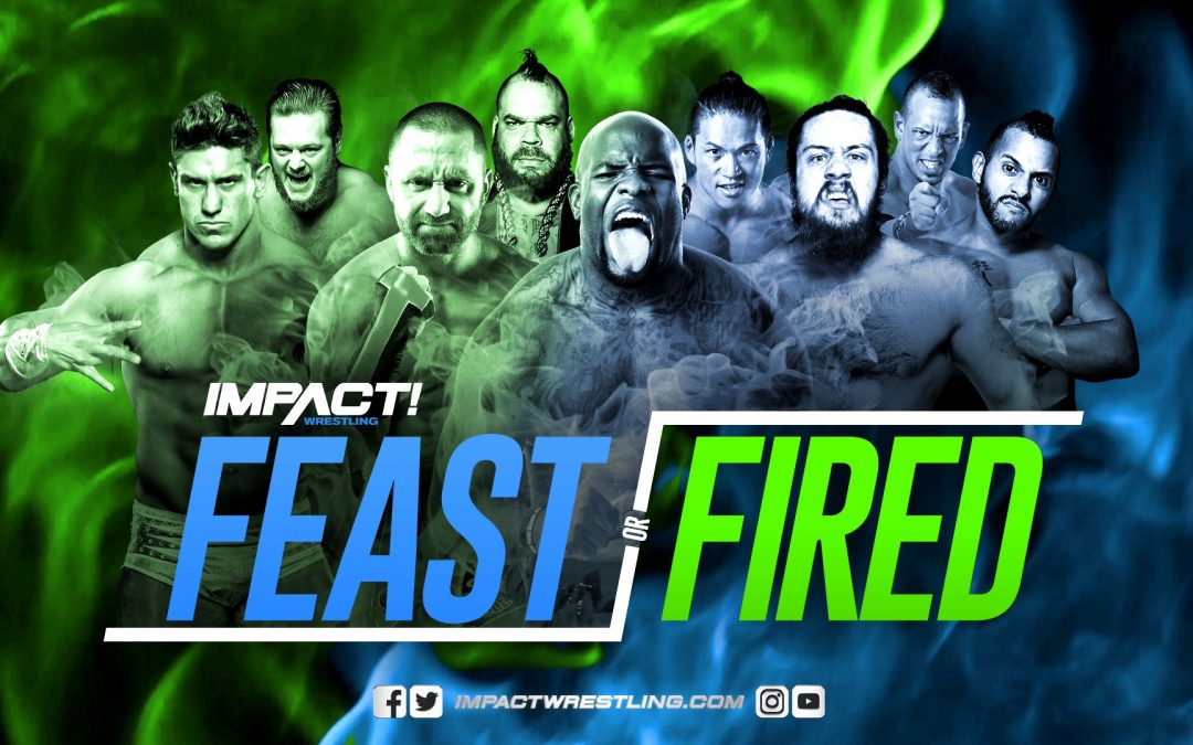 Impact Wrestling Report: March 15th, 2018 Edition