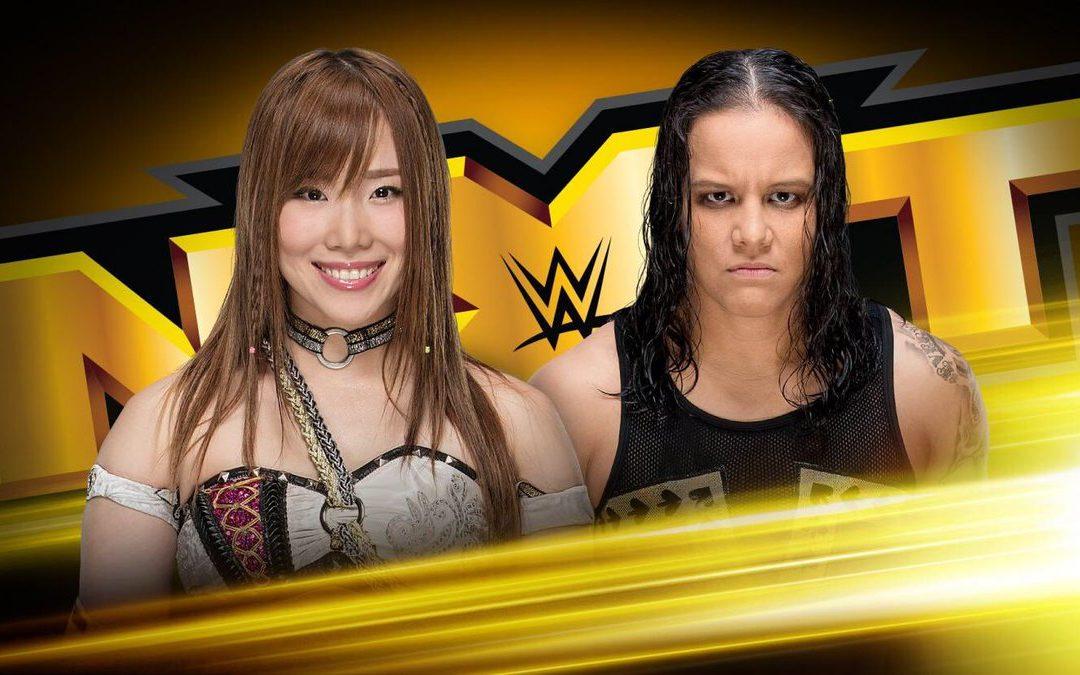 WWE NXT Review: Kairi Sane vs. Shayna Baszler