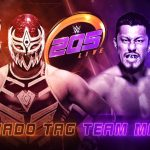 Lucha House Party vs. Itami & Tozawa
