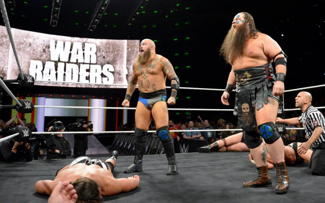 NXT Review (4/11): War Raiders Debut