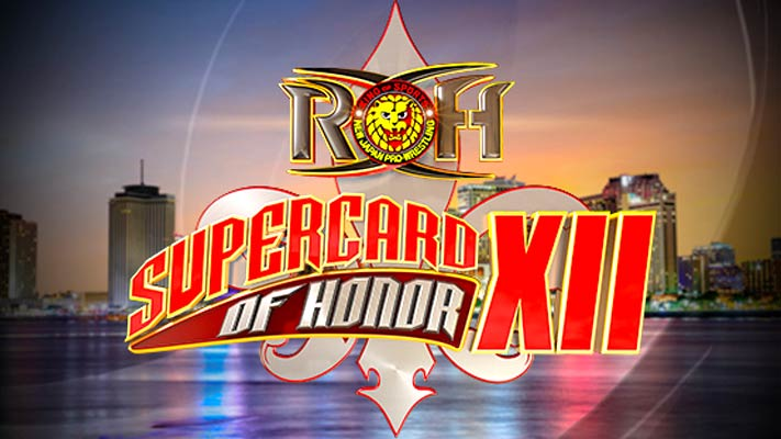 Preview of Honor: Supercard of Honor XII