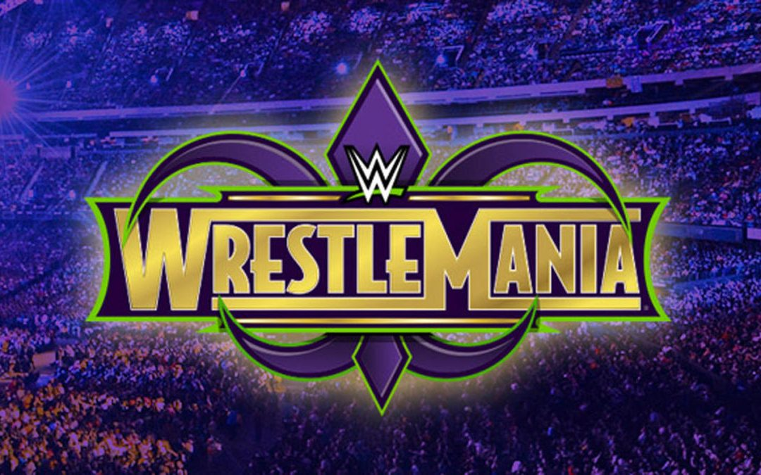 The Ricky & Clive Wrestling Show – Wrestlemania 34 Preview & Predictions