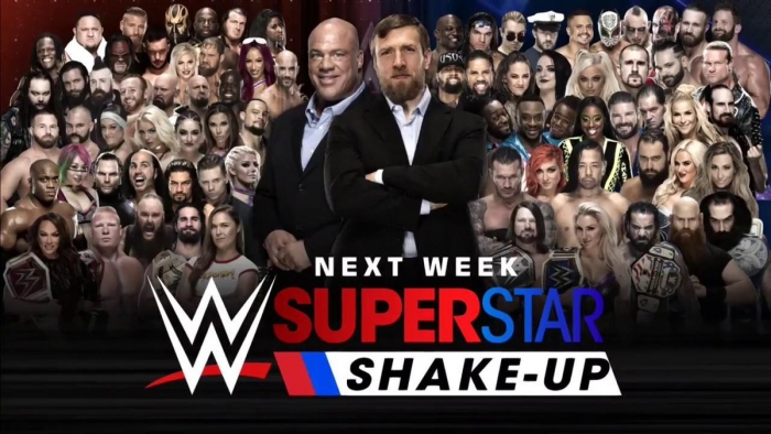 WWE Superstar Shake Up: How To Make Both Brands Better
