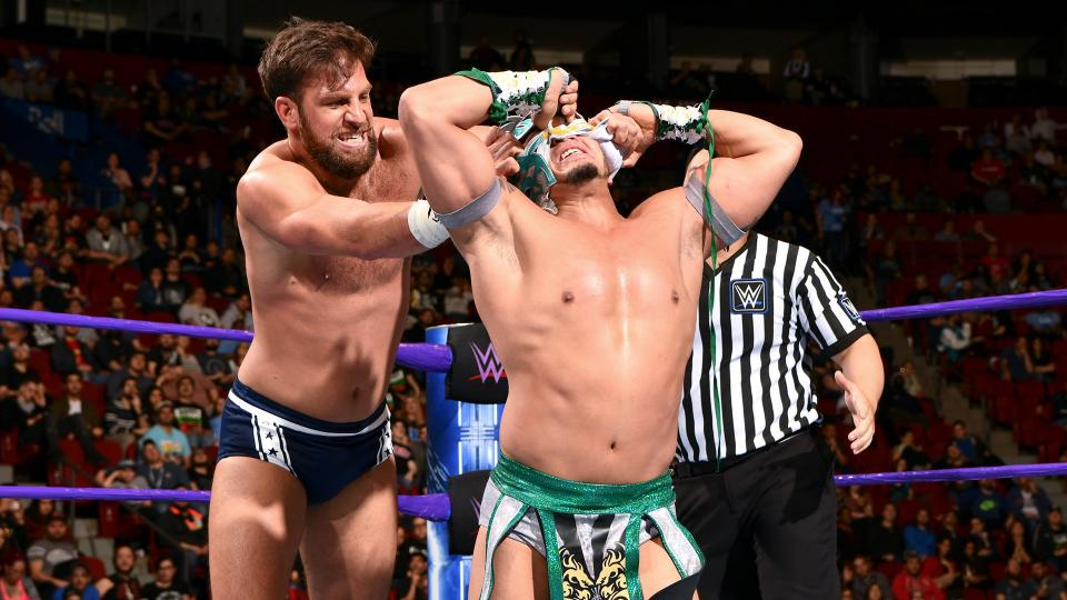 205 Clive's Purple Brand Review (5/1/18): Kalisto vs Drew Gulak