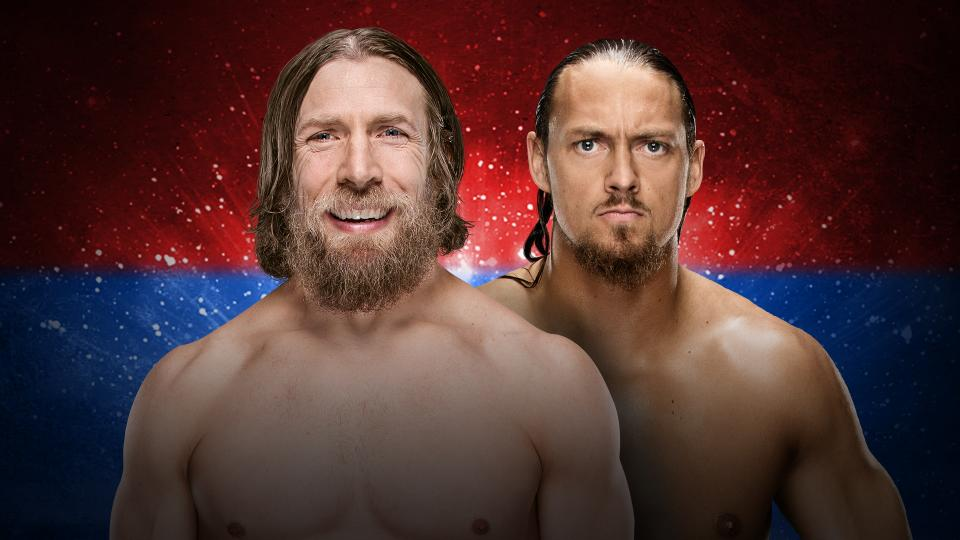 WWE Backlash 2018 - Bryan vs Cass