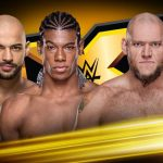 Lars Sullivan vs Ricochet & The Velveteen Dream