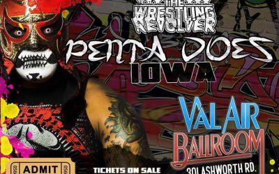 The Wrestling Wash with Bathtub Baldwin – Episode II: #PentaDoesIowa, April Awards