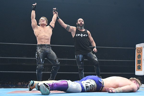 Taiji Ishimori: The Real Best of the 'Super' Juniors?