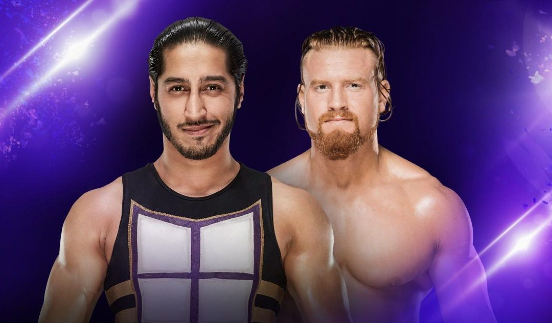 205 Clive's Purple Brand Review (5/8/18): Mustafa Ali vs Buddy Murphy
