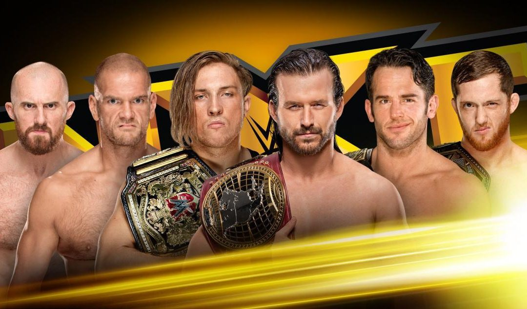 WWE NXT Review (5/16): Undisputed Era vs Pete Dunne, Oney Lorcan & Danny Burch