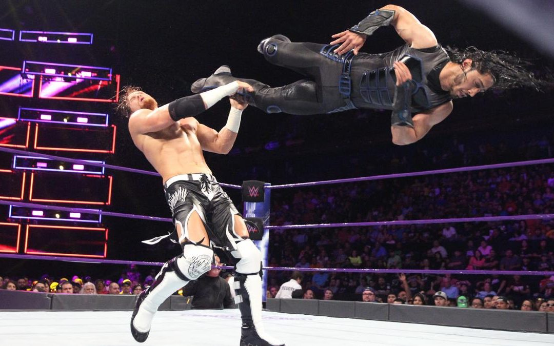 205 Clive's Purple Brand Review: 205 Live Results (06/05/18): Mustafa Ali vs Buddy Murphy