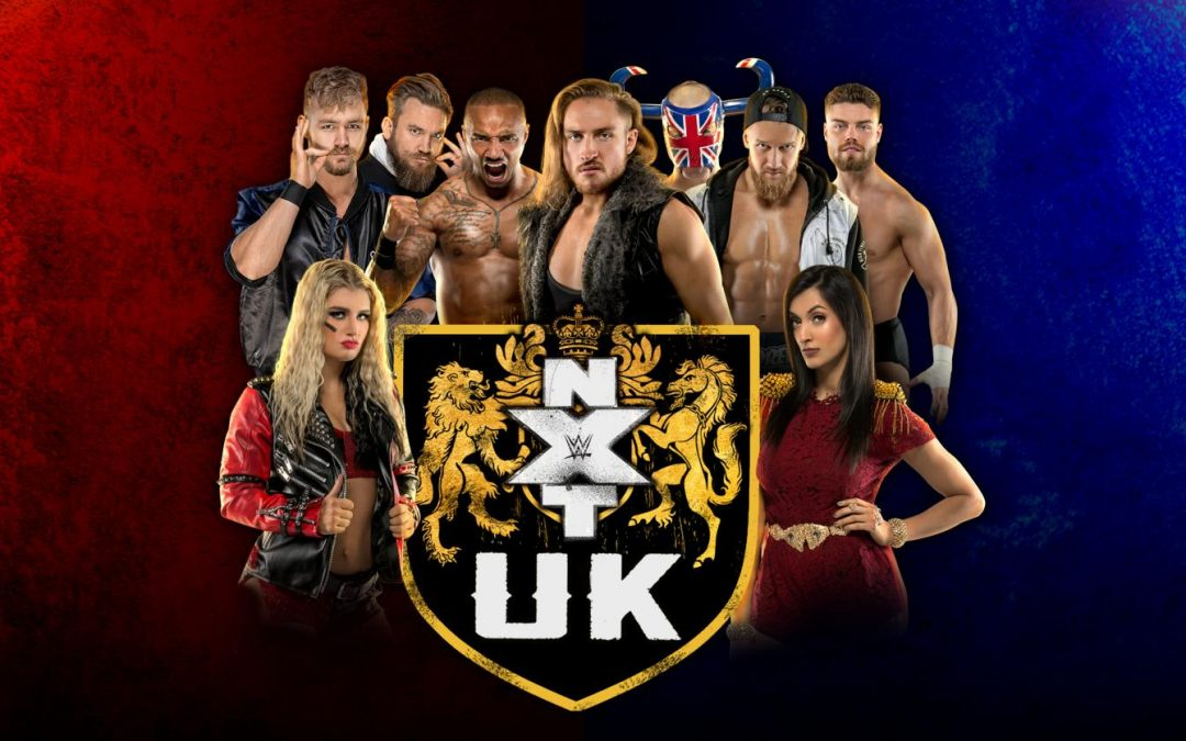 The Outsider's Edge presents The Golden Lovers Episode – NXT UK, Ring of Honor Issues, Top 5 Free Agents, and WWE Quick Hits