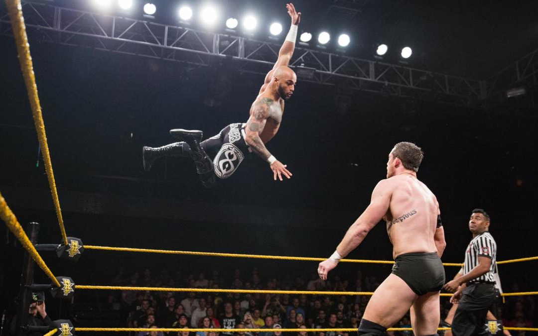 WWE NXT Review (6/27/18): Undisputed Era vs Moustache Mountain and Ricochet