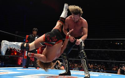 Keepin' It Strong Style – EP 33 – G1 Climax 28 Nights 1-3