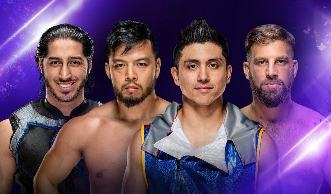 205 Clive's Purple Brand Review: 205 Live Results (07/24/18) – TJP vs Mustafa Ali vs Hideo Itami vs Drew Gulak