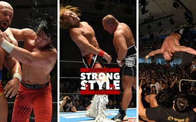 Keepin' It Strong Style – EP 34 – G1 Climax 28 Nights 4-7