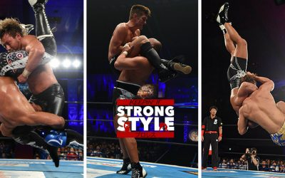 Keepin' It Strong Style – EP 35 – G1 Climax 28 Nights 8-10