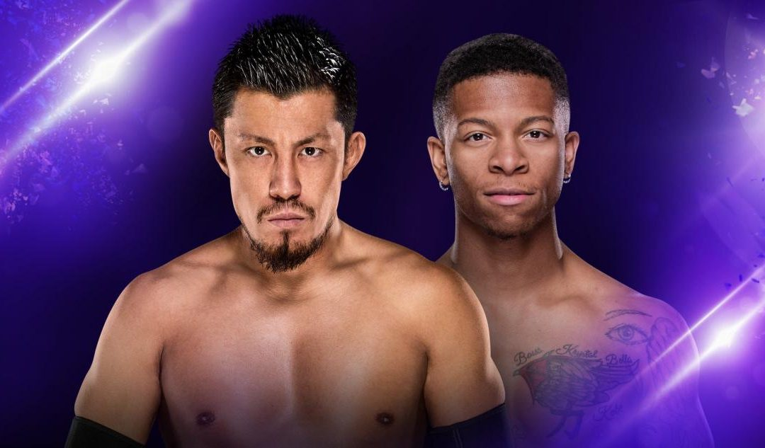 205 Clive's Purple Brand Review: 205 Live Results (07/17/18) – Lio Rush vs Akira Tozawa