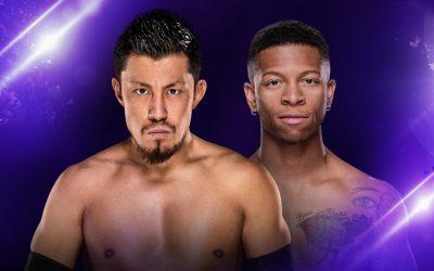 205 Clive's Purple Brand Review: 205 Live Results (07/17/18) – Lio Rush vs Akira Tozawa