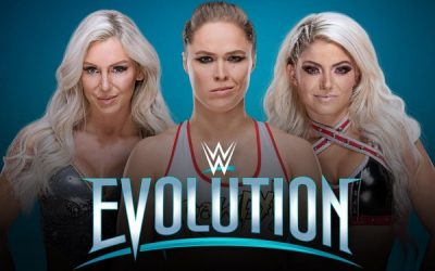 The Ricky & Clive Wrestling Show: Evolution: WWE's All Women PPV