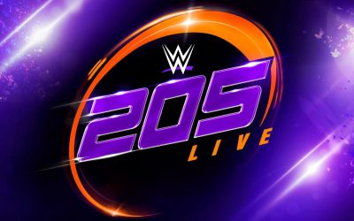 The Ricky & Clive Wrestling Show – 205 Live Quarterly Review #1