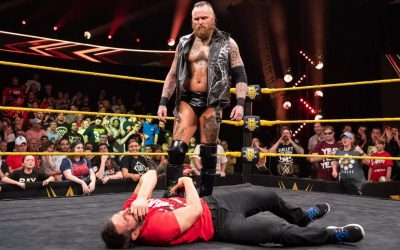 "WWE NXT Review August 2nd: ""Welp, Ciampa is Champ Now"" Edition"