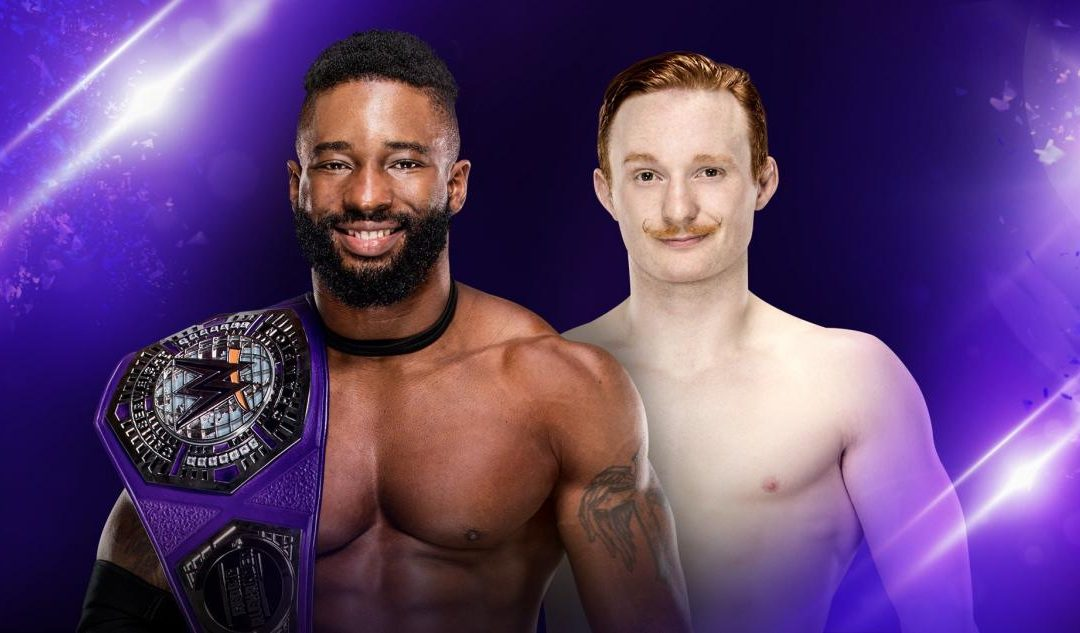 205 Clive's Purple Brand Review: 205 Live Results (08/14/18) – Cedric Alexander vs Jack Gallagher