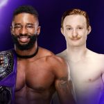 Cedric Alexander vs Jack Gallagher