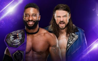205 Clive's Purple Brand Review: 205 Live Results (07/31/18) – Cedric Alexander vs The Brian Kendrick