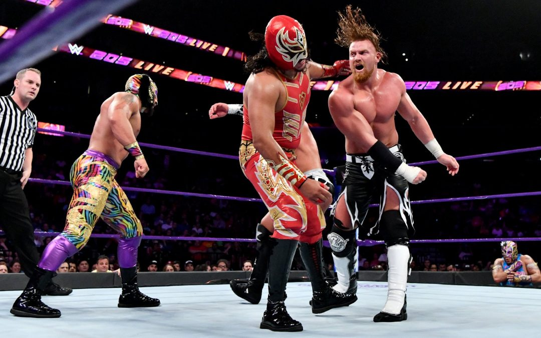 205 Clive's Purple Brand Review: 205 Live Results (08/21/18) – Summerslam 2018 Fallout