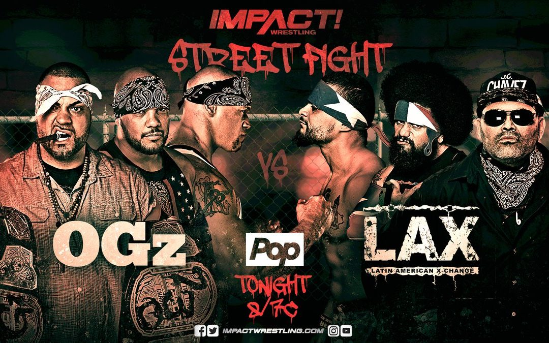 Impact Report (8/16/18): To Live and Die in LAX – LAX vs The OGz Street Fight